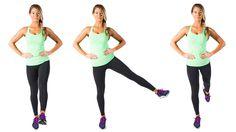 Standing leg exercise