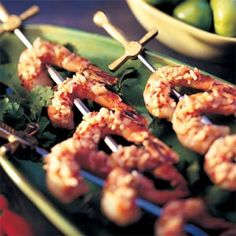 An unsung Asian cuisine, Indonesian food appeals to fans of big, bold flavors. Just use a food processor to create a five-ingredient sauce laden with coconut, chilies, and garlic for a pungent and spicy accompaniment to shrimp.