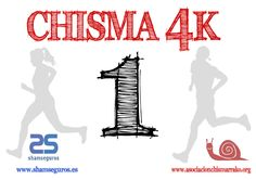 "Dorsal carrera popular ""Chisma4k"" Torralba de los Frailes (Zaragoza)"