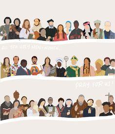 Catholic Quotes, Catholic Art, Catholic Saints, Religious Art, Name Drawings, Jesus Drawings, Catholic Wallpaper, Yolo, Image Jesus