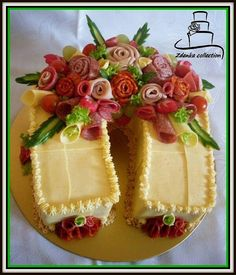 Salty Cake, Panna Cotta, Ethnic Recipes, Desserts, Food, Cakes, Inspiration, Entrance Halls, Tailgate Desserts