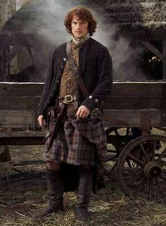 Outlander, Jamie