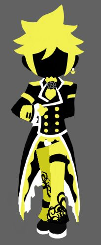 Vocaloid - Servant of Yellow by Dj-Mewmew.deviantart.com on @DeviantArt