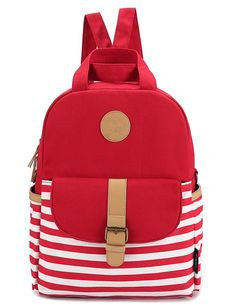 Look sAssy with the Leaper Canvas #BackToSchool #Backpack www.outlet77.com