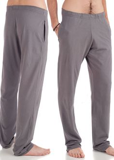 875f2293 Beckons Organic Strength Men's Yoga Pant Extra Long (36