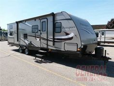 Pack up the kids, and a few extra friends and enjoy traveling in this 2015 Passport Grand Touring travel trailer by Keystone RV. Model 2920BH features a rear bunkhouse that the kids will want to claim, a large slide out, and an outside kitchen for the chef in the bunch! Click To View Additional Photos, Floorplan & Price On This Great Unit From General RV!