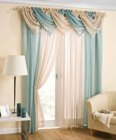 That will motivate you fresh elegant curtains windows 17 – fugar Swag Curtains, Drapes And Blinds, Brown Curtains, Elegant Curtains, Home Curtains, Beautiful Curtains, Curtains Living, Window Curtains, Glitter Curtains