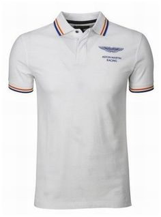 1a66c03b296845 prix t shirt ralph lauren! Bonne qualité Hackett Aston Martin Racing Tipped  Pima Polo