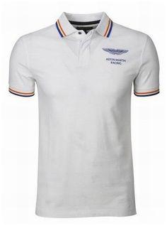 623237a99f6253 prix t shirt ralph lauren! Bonne qualité Hackett Aston Martin Racing Tipped  Pima Polo