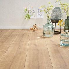 vind dit ook een mooie kleur vloer Decomode laminaat King Size Porto 8mm 2,53m² | Praxis