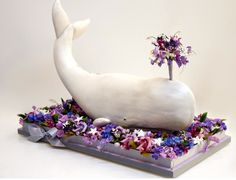 Whale Wedding Cake, Nantucket-Michelle Rago Destinations
