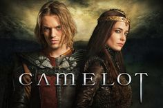Camelot... seriously a good show, also sad it was cancelled after only one season :(.... Special mention of Joseph Fiennes who was an excellent Merlin.