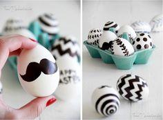 DIY : Easter Decorations ... Eggs!by Feel Wunderbar Blog