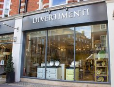 London's Divertimenti has every essential for outfitting a kitchen.