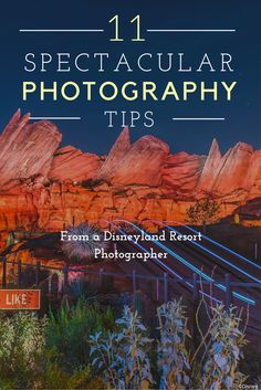 Whether you are a social media shutterbug, crafty scrapbooker or the photog of the family, no Disney vacation is complete without plenty of pictures documenting your adventures! To help make the most of your theme park snapping, our talented Disneyland Chief Photographer Paul Hiffmeyer dishes out his best tips for capturing magical moments at the Disneyland Resort.