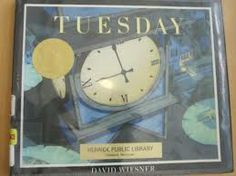 Tuesday by David Weisner