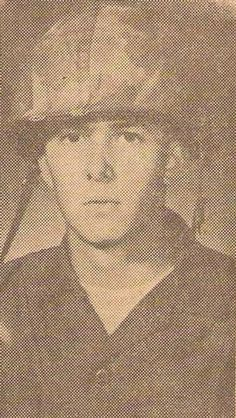LCPL James Timothy Taylor USMC Alpha Company 1/1 Marines KIA 12/16/67 AGE 18 , hostile engagement with the enemy 3km NE of Con Thien Quang Tri Province Vietnam , died of shrapnel wounds on the USS Repose Hospital Ship off the coast of DaNang VIETNAM +++you are not forgotten+++born June 22 1949 , home of record Grafton Ohio , Mid View High School , SOME GAVE ALL