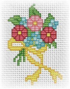 simple Bouquet, 7 colors