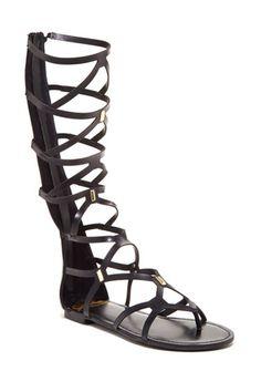 c93339fc209 Fergalicious Ferocious Tall Gladiator Sandal Beautiful Sandals