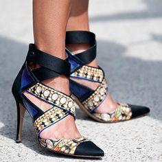 New York Fashion Week Street Style S/S 2013
