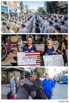 10 Photos From the Savannah Veteran's Day Parade That Will Make You Proud to Be an American