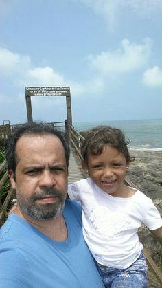 Caminho da Pedra de Anchieta - Itanhaém - Brasil 02/11/2014