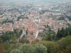 Panorama dall'alto