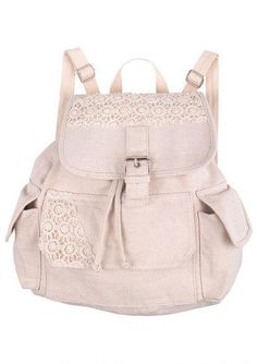 Find Girls Clothing and Teen Fashion Clothing from dELiA*s I'd luv a book bag like this :) Cute Backpacks For School, Girl Backpacks, Pretty Backpacks, Canvas Backpacks, Tween Fashion, Fashion Bags, Fashion Backpack, Fashion Clothes, Women's Fashion