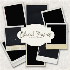 Blog Freebies Download Free Polaroid Frames From WwwIrocksowhat