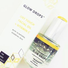 The Hero Project Glow Drops - A couple of drops make your skin glow! Multi uses, use alone, add to foundation, add to moisturiser - see my review over at www.rachelxblog.com 💕