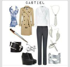 Supernatural castiel outfit idea