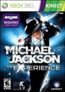 New Michael Jackson The Experience - Xbox 360 Game