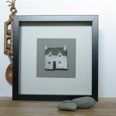 Ceramic Welsh Farmhouse by ClayRichardCeramics on Etsy