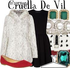 Disney Bound - Cruella De Vil