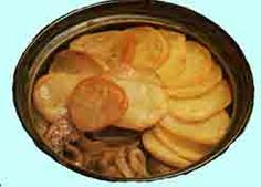 Lancashire hot pot - from the north of England this easy to make stew is a favourite.
