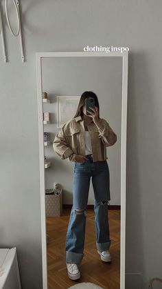 Swaggy Outfits, Cute Casual Outfits, Stylish Outfits, Teen Fashion Outfits, Retro Outfits, Fall Outfits, Vest Outfits, Jugend Mode Outfits, Looks Pinterest