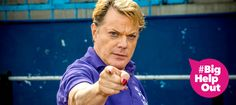 Eddie Izzard big help out - I would help you out any time, any place, anywherre! Eddie Izzard, Sports Personality, Stand Up Comedy, Laugh Out Loud, Club, Actors, Big, Toast, Volunteers