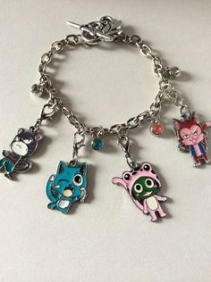 Check out this fairy tail anime item in my Etsy shop https://www.etsy.com/listing/213593691/anime-fairy-tail-happy-lily-frosch
