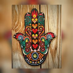 Best 12 FATMA'S HAND – inch Digital Collage Sheet moroccan Hamsa Spiritual Amulet images for Pocket Mirrors Magnets Paper Weights Printable – SkillOfKing. Mandala Art, Mandala Painting, Hamsa Painting, Dot Art Painting, Ceramic Painting, Deco Ethnic Chic, Hamsa Tattoo Design, Hamsa Art, Painted Rocks