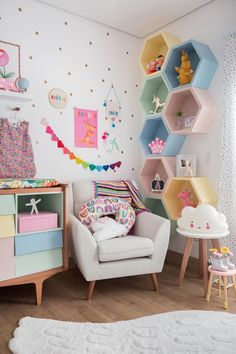 Storage toddler rooms, baby rooms, little girl rooms, baby bedroom, kids be Little Girl Rooms, Girl Kids Room, Kids Bedroom Ideas For Girls, Childrens Bedrooms Girls, Little Girls Playroom, Childrens Room Decor, Cool Rooms For Girls, Toddler Girl Bedrooms, Little Girls Room Decorating Ideas Toddler