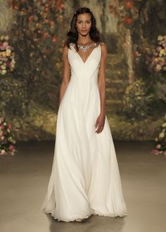 Gowns Gangway Wedding Luciana Jenny Packham Ellie Sanderson Oxford