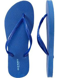 7d5289c0c Classic Flip-Flops for Women. Old Navy. Black And ...