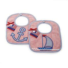 nautical bib