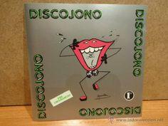 THE INOXIDABLES. DISCOJONO. CD - KONGA MUSIC - 1992 - 8 TEMAS. CALIDAD LUJO.