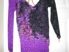 Deirdre of London Latin Dance Dress | eBay