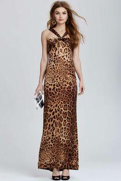Vintage Dolce & Gabbana Collegno Leopard Dress   Shop Vintage Goldmine #4 - Dolce & Gabbana at Nasty Gal