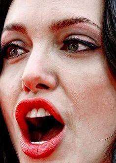 Анджелина Джоли (Angelina Jolie), 37 лет