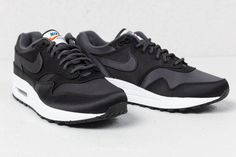 on sale a2f22 51a28 Nike Air Max 1 SE  Black Anthracite-White  139 € nike