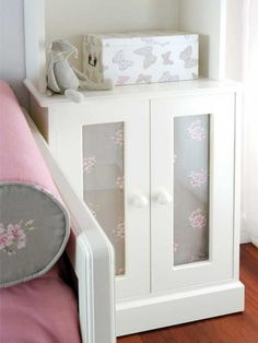 Cute Pink and White Girls Bedroom Decor | Kidsomania
