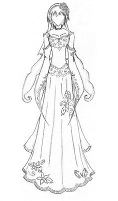 Fashion Sketches Coloring Pages Bing images COLORING PAGES